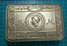 More details for original ww1 princess mary christmas 1914 brass tin