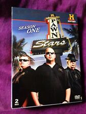 PAWN STARS • Season 1 • Pfandleiher-Geschichten, USA auf 2 DVD (engl.). Top!