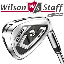 Wilson Staff 2018 C300 4-pw Irons / Regular FST KBS Tour 90 Steel Shafts