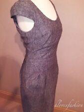 Women's No Pattern Cotton Blend Wiggle, Pencil Petite Dresses