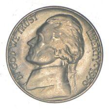 KEY DATE - BU Brilliant UNC 1950-D Jefferson Nickel - Choice