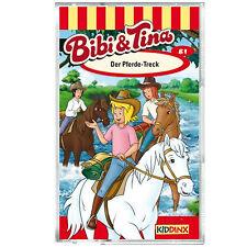 Bibi und Tina - Folge 81: Der Pferde-Treck (MC)