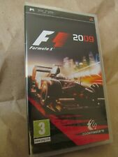 F1 2009 for Sony PSP NEW SEALED