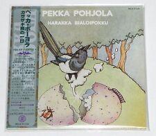 PEKKA POHJOLA / Harakka Bialoipokku JAPAN CD Mini-LP w/OBI  BELLE-071336 Wigwam