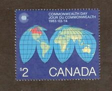 Canada Scott 977 - Commonwealth Day. $2.00 Single MNH. OG.#02 CAN977