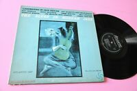 LP The Blues IN Modern Jazz Orig Italy Black Label