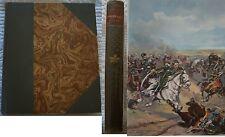 C1 NAPOLEON Parquin SOUVENIRS Recits de Guerre GRAND FORMAT ILLUSTRE 1892