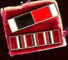 1 pin ENAMEL RIBBON BAR : ONE PIECE1 on top