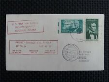 Estados unidos Alaska 1963 Arctic North Pole polo norte Arctica c3414