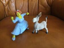 Lot de deux figurine Shrek - taille 10 cm -