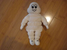 RARE COLLECTIBLE MICHELIN MAN CLOTH DOLL tires wheel oem rim emblem logo symbol