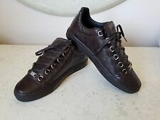 AUTHENTIC Balenciaga Men's Arena Sneakers brown Size 42 (US 9 or 9.5)