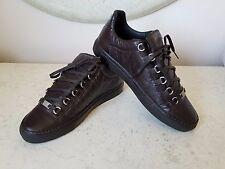 Balenciaga Men's Arena Sneakers brown Size 42 (US 9 or 9.5)