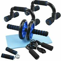BUYGOO Home Exercise Equipment Set for Men and Women Abdominal Core Strength