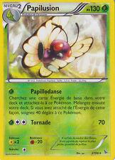 Papilusion Reverse - XY2:Etincelles - 3/106 - Carte Pokemon Neuve Française
