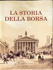 LA STORIA DELLA BORSA - VALLARDI 1988