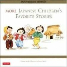 More Japanese Children's Favourite Stories by Florence Sakade (Hardback, 2013)