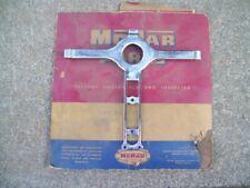 NOS Mopar 1946 - 1948 DeSoto Deluxe Custom horn blowing ring SPIDER 1121639