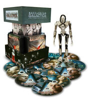 Battlestar Galactica: The Complete 2004 Series New DVD