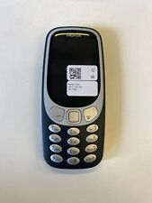 Nokia 3310 (2017) 3 G-Noir (Débloqué) Téléphone Cellulaire (Dual Sim)