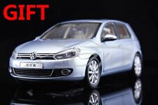 Car Model 1:18 Volkswagen Golf 6 (Blue) + Small Gift!