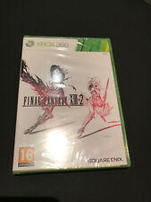 Final Fantasy XIII-2 XBOX 360 XBOX360 PAL UK NEW SEALED NUEVO PRECINTADO NEW