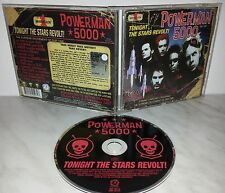 CD POWERMAN 5000 - TONIGHT THE STARS REVOLT