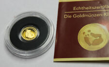 """Die kleinsten Goldmünzen"" - Laos - 500 Kip 2012 - Panda"