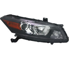 Headlight Assembly w/Bulb Right Passenger Side for 2011-2012 Honda Accord Coupe
