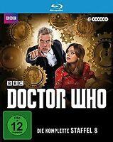 Doctor Who - Die komplette 8. Staffel [Blu-ray] von ... | DVD | Zustand sehr gut