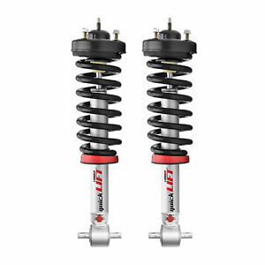 "Rancho Quicklift Leveling Strut Front Pair For Ford F-150 4WD 2.75"" lift"