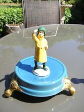 ROYAL WORCESTER FISHERMAN SUPERB PIECE. RARE -1982 - Bargain free post to UK