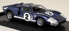 Bang 1/43 Scale 7091 Ford GT40 MK2 Sebring 1966 #2 Diecast Model Car