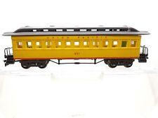 HO 1/87 47 ft. Union Pacific Old Time Coach Passenger Car No 621 (no box)