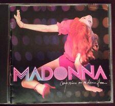MADONNA CONFESSIONS ON A DANCE FLOOR CD ALBUM 12 TRACK CD POP