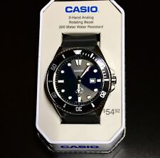 Casio Duro MDV106-1AV 200m Diver Watch - Brand New with Original Display Case