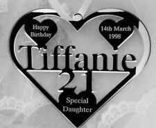 18TH BIRTHDAY 21ST GIFT, SPECIAL FRIEND PERSONALISED , SPECIAL NEICE DAUGHTER