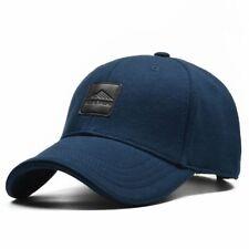 Baseball Cap High Quality Men Women Snapback Solid Cotton Adult Cap Adjustable