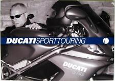 DUCATI Sport Touring 916/944/996 - Motorcycle Sales Brochure - 2003 - #917.1.086