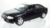 Maisto Audi A4 1997 V6 1:24 Diecast Vintage Toy Collectible Model Car Black