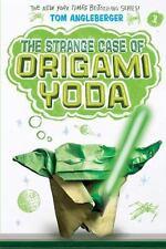Origami Yoda: The Strange Case by Tom Angleberger (2015, Paperback)