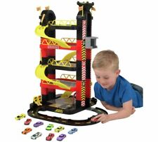 Kids Racing Car Toys 5 Level Garage & Cars Set Children's Gifts Presents Car Toy