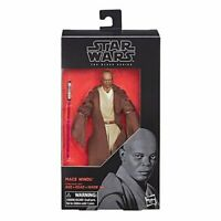NEW IN STOCK! Star Wars The Black Series Mace Windu 6-Inch Action Figure HASBRO