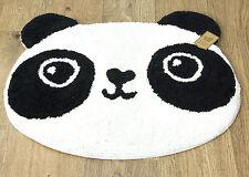 Fun Panda Rug / Bath Mat   Cotton