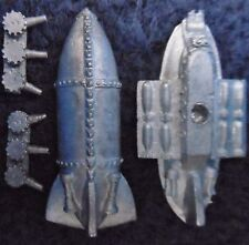 1992 Epic Squat OVERLORD DIRIGIBILE CITTADELLA 6mm 40k Warhammer Space Nano Flyer GW