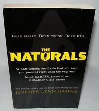 The Naturals, J. L. Barns,  Paperback, Uncorrected Proof, 2013 - Quercus