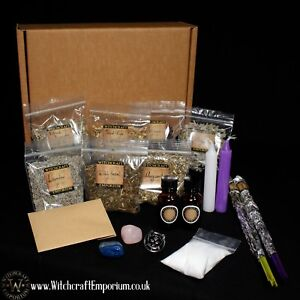 Witchy Mystery Box natural vegan organic magic pagan wicca ritual spell