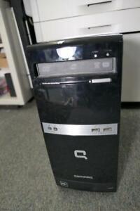 HP Compaq 505B MT Win 7 Pro AMD Athlon II 250GB HDD 3GB Ram 32Bit Recovery Discs