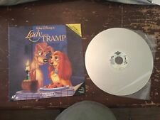 Walt Disney's Lady And The Tramp Laser Videodisc