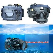 40M Underwater Camera Diving Waterproof Housing Cover for Sony A6300